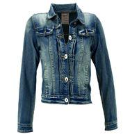 Детская джинсовая куртка 116 рост
