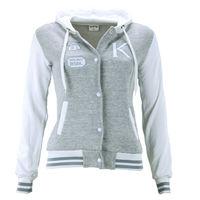 """Куртка детская """"Оксфорд"""", цвет серый 146-152"""