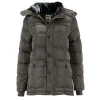 """Детская зимняя куртка для мальчика. Фирма """"Under 18"""". Рост:128"""
