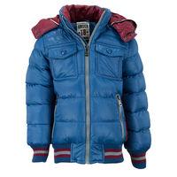 """Детская зимняя куртка для мальчиков.  Фирма """"Under 18"""". Рост:128"""