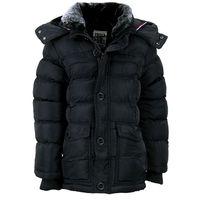 """Детская зимняя куртка для мальчиков.  Фирма """"Under 18"""". Рост:104"""