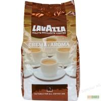Lavazza Crema e Aroma - Кофе в зернах 1кг., Италия