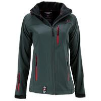 куртка Gr 42 XL темно-серая