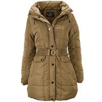 Женское зимнее пальто размеры 44 (XXL) braun