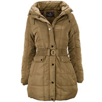 Женское зимнее пальто размеры 36 S braun