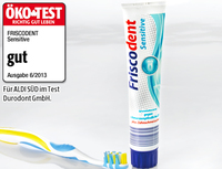 Зубная паста FRISCODENT Sensetive - зубная паста для чувствительных зубов.. (Германия)