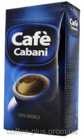 Кофе молотый Cafe Cabani Arabika 100% Англия 250гр.