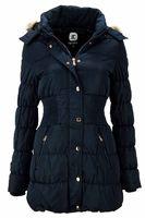 Женская куртка Parka размер 34, цвет синий