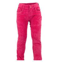 Детские розовые джинсы 128 размер