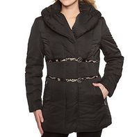 Куртка женская черная размер 38