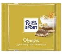 Шоколад Ritter Sport Olympia, 100гр. Германия
