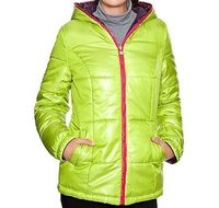 """Куртка женская с капюшоном """"hellgrün"""" размер 34"""