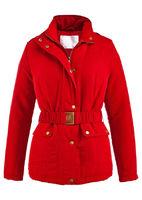 Куртка красная женская 38 размер