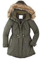 Куртка женская Парка размер 40
