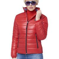 Куртка женская зимняя Nebulus TERRY, красная, Оригинал, Германия