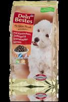 Dein Bestes Kleine Hunde: mit Kaninchen & Geflugel - Для маленьких собак з кроликом і птицею. (Германия) 1кг.