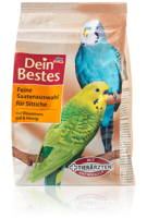 Dein Bestes Feine Saatenauswahl fгr Sittiche - Прекрасный выбор семян для попугаев. (Германия) 500гр.