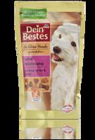 Dein Bestes Fur kleine Hunde: Softe Belohnung - Для маленьких собак мягкие награды. (Германия) 60гр..