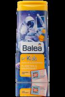 Balea dusche & shampoo for Kids Planeten & Raumfahrt - Планеты и космические путешествия - Гель-душ + шампунь без слез (Германия) 300мл.