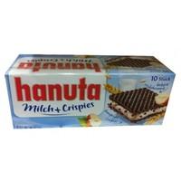 Hanuta - вафли с шоколадом и воздушными хлопьями риса от Ferrero 10шт. 220 гр. (Германия)