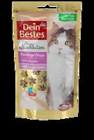 Dein Bestes Fur Naschkatzen - корм для кошек с печенью. (Германия) 40гр.