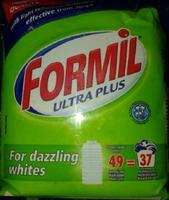 Стиральный порошок Formil ультра плюс 2,025кг 37-49 стирок для белого. (Германия) 2,025 кг (37-49 стирок)