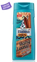 Balea Men hang loose Duschgel 3in1: Körper, Gesicht und Haar - гель для душа мужской 3 в 1 для тела лица и волос. (Германия) 300 мл.