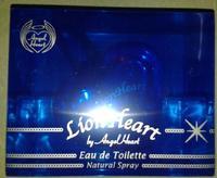 Женская туалетная вода LION HEART blau by Angel Heart Eau de Toilette 50ml 1.7 FL. OZ, 50 мл. EDT NEU OVP Damen Duft Herz (Франция)