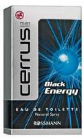 Мужская туалетная вода CERRUS EAU DE TOILETTE MEN Black Energy 50 ML (Германия)