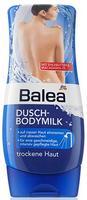 Balea Dusch-Bodymilk душ молочко для тела с маслом ши и питательным маслом макадамии (Германия) 400 мл.