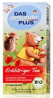 Чай Das gesunde Plus Erdbäriger Tee детский (Германия) 25 пакетиков.
