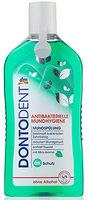 Dontodent Мundspulung Antibakterielle Mundhygiene - ополаскиватель антибактериальный (Германия) 500 мл.