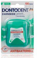 Dontodent Zahnseide Antibakteriell - Антибактериальная зубная нить. (Германия) 100 м.