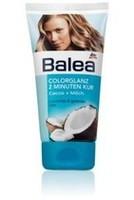 """Balea Colorglanz 2 Minuten Kur - Двухминутная маска для сияния цвета """"Кокос и Молоко"""" 150 мл. (Германия)"""