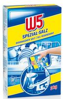 W5 Spezial-Salz fur Geschirrspulmaschinen - соль для посудомоечных машин (Германия) 2 кг.