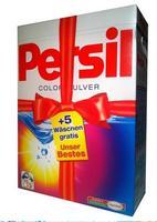 PERSIL color PULVER - оригинальный немецкий порошок для стирки цветного белья (Германия) color 5,625 кг (75 cтирок)
