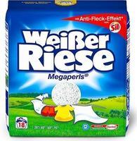 Гранулированный универсальный Weißer Riese Megaperls 5 (Германия) universal 1,08 кг (16 стирок)