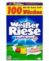 Weißer Riese Kraft Pulver, универсальный (Германия) universal 7 кг (100 стирок)