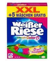 Weißer Riese Intensiv Color Pulver, Waschmittel,75 WL (Германия) Color 5.25кг (75 стирок)