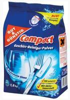 Compact Geschirr Reiniger Pulver GUT & GUNSTIG порошок для посудомоечных машин (Германия)    1.8 кг.