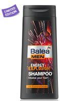 Balea MEN Shampoo Energy Explosion - шампунь для мужчин (энергия взрыва) (Германия) 300 мл.