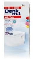 Denkmit WC-tabs таблетки для чистки унитаза (Германия) 16 шт.