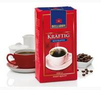Кофе Bellarom Kräftig - крепкий кофе, молотый, вакуумный брикет 500гр., Германия