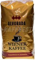 ALVORADA Wiener Kaffe в зернах 1кг, Австрия.