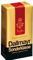 Dallmayr Sonderklasse, кофе молотый, вакуумный брикет, 250гр., Германия