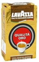 Lavazza qualita oro кофе молотый, вакуумный брикет 250гр, Италия, 100% Арабика