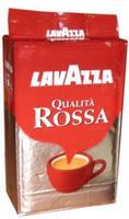 Lavazza qualita rossa кофе молотый, вакуумный брикет 250гр., Италия
