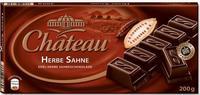 Шоколад Chateau Herbe Sahne - Темный шоколад, 200гр. Германия
