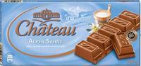Шоколад Chateau Alpen Sahns - Шоколад молочный. Альпийское молоко и сливки 200гр., Германия
