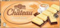 Шоколад Chateau Kaffee Sahne - Шоколад двуслойный: белый и кофейный, 200гр. Германия